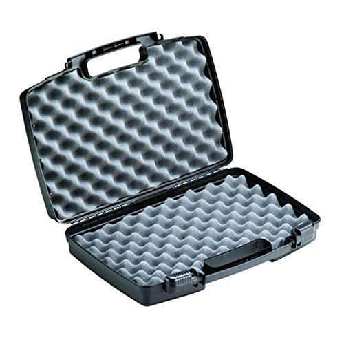 MTM Single Handgun Case with Hook for Up to 6\