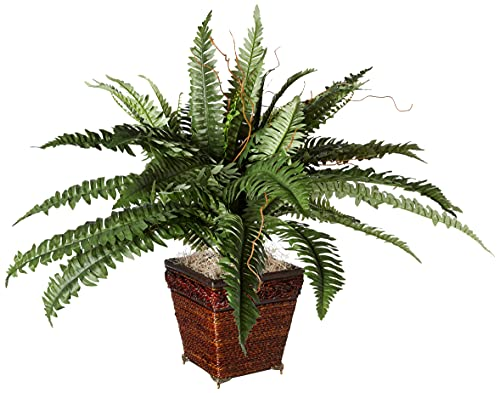 Outdoor Fake Fern Plants That Look Real