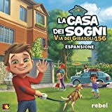 Asmodee-La Casa dei Sogni Via dei Girasoli 156 Espansione Gioco da Tavolo, Multicolore, 8156