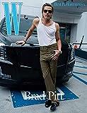 W Magazine Volume 1 (2020) Best Performances Brad Pitt Cover