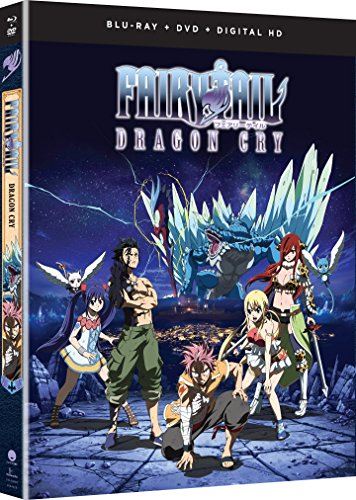 Fairy Tail: Dragon Cry - Movie [Blu-ray]