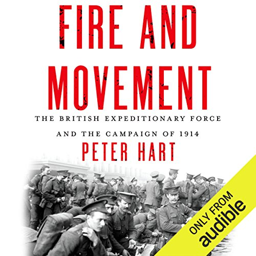 Fire and Movement audiobook cover art