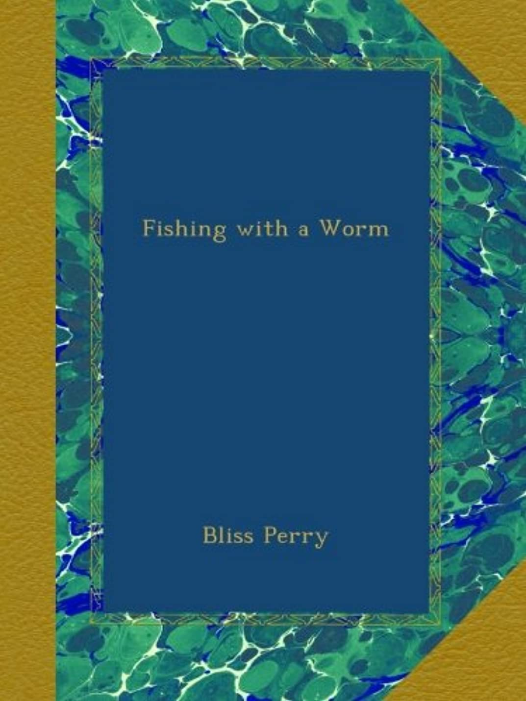 アソシエイト横に予防接種Fishing with a Worm