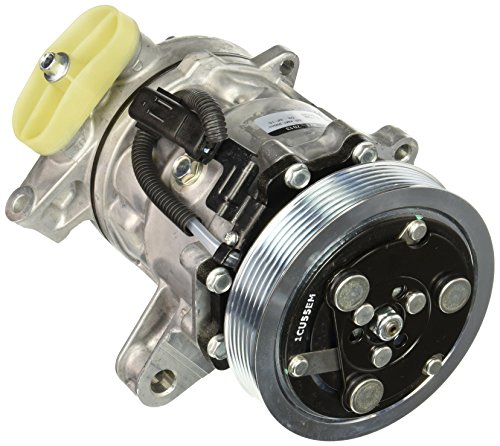 Denso 471-7013 New Compressor with Clutch