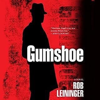 Gumshoe audiobook cover art