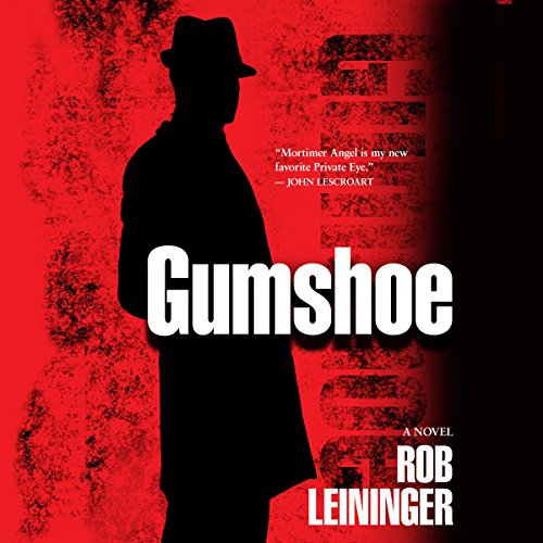 Gumshoe audiobook cover art
