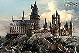Harry Potter Poster Hogwarts Day