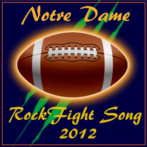 Notre Dame Fighting Irish Rock Song (I\'m Shipping Up to Boston)