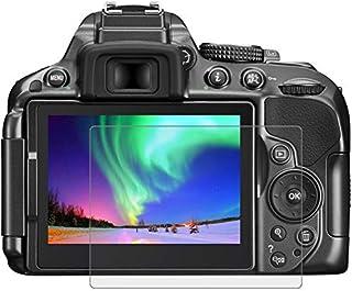 Aplicar a DMXYY 60 PCS 2.5D de Borde Curvado 9H Superficie de la Pantalla de Vidrio Templado Dureza Kits Protector for Canon 5D Mark IV/Mark III Sony RX100 / A7M2 / A7R / A7R2 Nikon D3200 / D3300