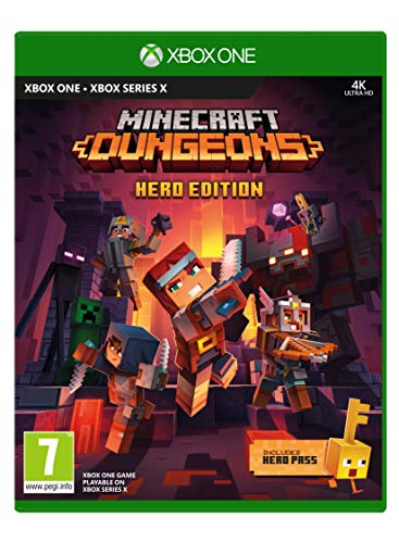 Minecraft Dungeons - Hero Edition – Xbox