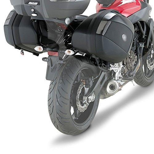 Kappa - Portavaligie Lateral para Maletas k33 monokey Side klx2118 (14) Yamaha mt-07