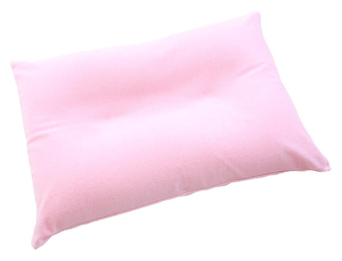ストローク法律栄養王様の夢枕 ピンク (専用カバー付)W52×D34×H12cm 【マルチ枕付き】