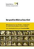 Der positive Blick auf das Kind. DVD-Video: Bildungsprozesse von Kindern - beobachtet im ersten Early Excellence Centre in Berlin: eine Videobeobachtung [Alemania]