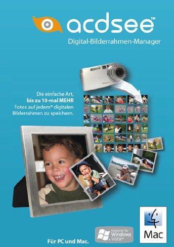 ACDSee Digital-Bilderrahmen-Manager