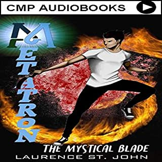 Metatron: The Mystical Blade  cover art