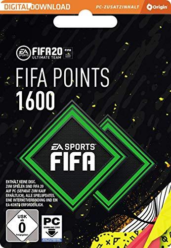 FIFA 20 Ultimate Team - 1600 FIFA Points - PC Code - Origin