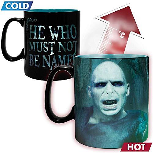 Harry Potter - Voldemort - XXL-Farbwechseltasse