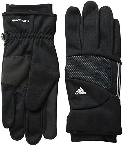 adidas Fort 4 Handschuhe, Schwarz, Größe S/M