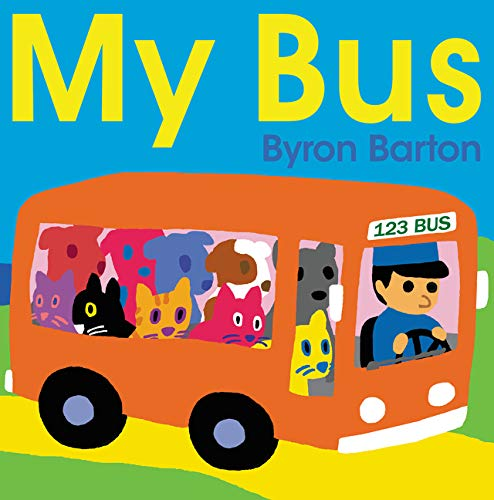 My Bus Board Book