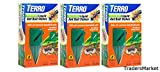 Terro T1812 Outdoor Liquid Ant Killer Bait Stakes - 8 Count (0.25 oz each) (3 pack)