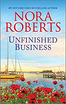 Unfinished Business (The Royals of Cordina) by [Nora Roberts]