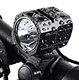 Best Cree Bike Lights - Nestling USB Rechargeable LED Bike Light Set, 1200 Review