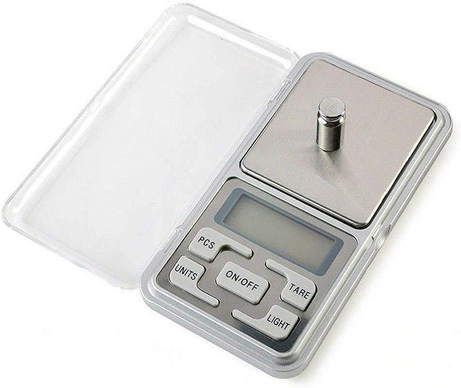 5kg 200g Mini Digital LCD Electronic Balance Weight Pocket Jewelry Diamond Scale