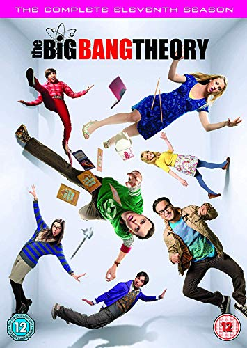 BIG BANG THEORY S11 [DVD] [2018]