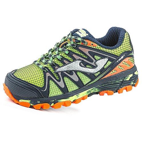 Joma J.Trek JR 703 - Boy's Running Shoes - J.TREKW - 703 (Size EU 37 - CM 23.5 - UK 4)