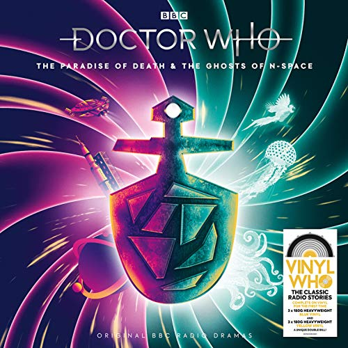 Doctor Who - The Paradise Of Death & The Ghosts of N-Space [VINYL]