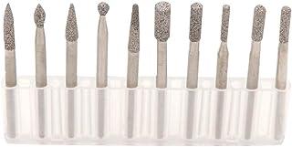 /Fresa Metal L/ápices Set Taladro Bit fresas de diamante yttx escofina 10stk/ Rotary Archivo Tungsteno Acero para herramientas Dremel Rotary DIY, madera, Le guste, taladrar
