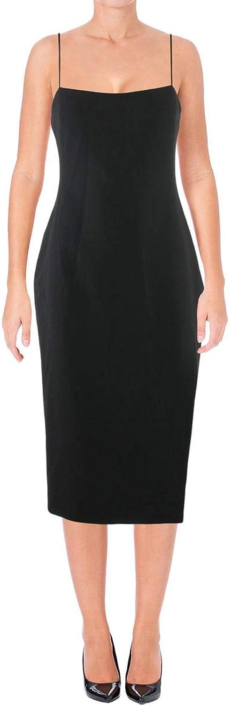 Cinq a Sept Womens Cairen CRISCross Back SemiFormal Cocktail Dress