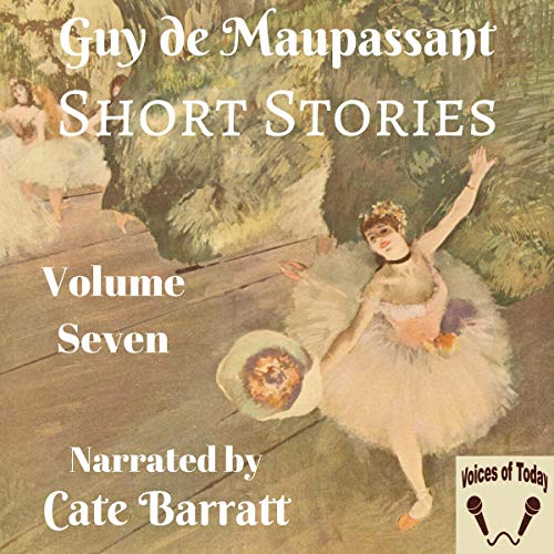 The Complete Original Short Stories, Volume VII cover art
