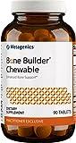 Metagenics Bone Builder® Chewable – Enhanced Bone Support with Vitamin D & Magnesium*   30 servings