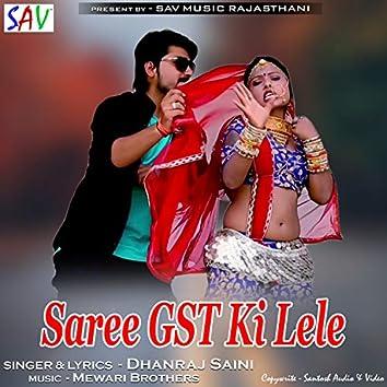 Saree GST Ki Lele