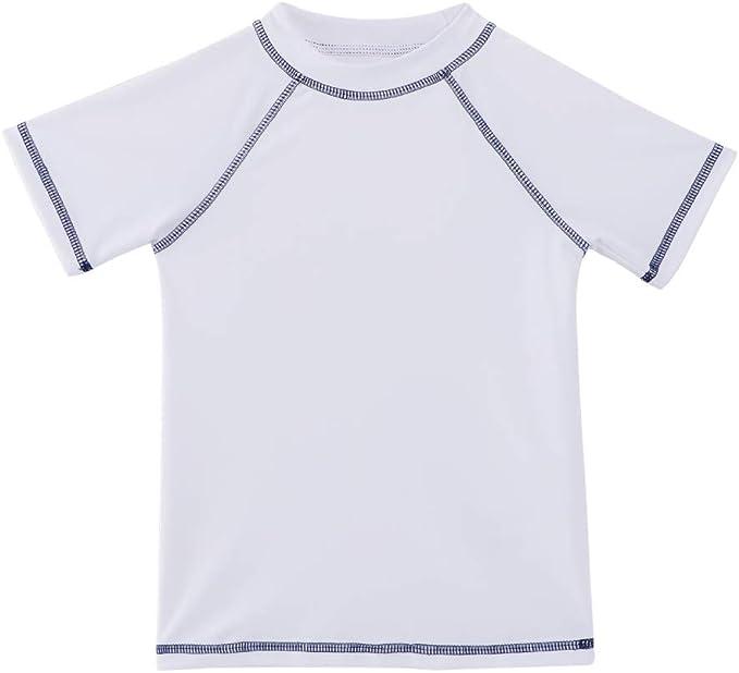 96 opiniones para TIZAX Camiseta natación con protección Solar para niños Traje de baño de Manga
