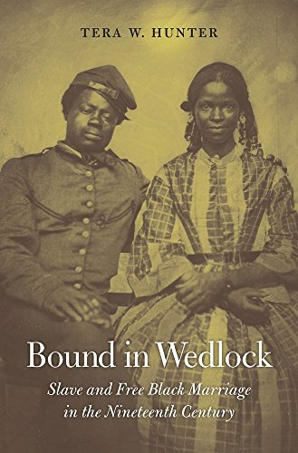 Image of Bound in Wedlock: Slave and Free Black Marriage in the Nineteenth Century