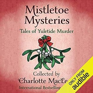 Mistletoe Mysteries audiobook cover art