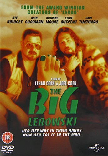 The Big Lebowski [Region 2] by Unknown