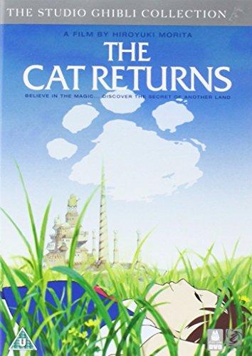 The Cat Returns [Reino Unido] [DVD]