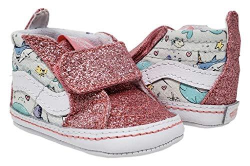 Vans Baby Girls T Authentic-K, Nintendoprincess Peach, 5 Infant
