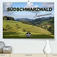 Suedschwarzwald - Impressionen (Premium, hochwertiger DIN A2 Wandkalender 2022, Kunstdruck in Hochglanz): Eine der schoensten Erholungsregionen Deutschlands ist der Suedschwarzwald mit seinen einzigartigen Landschaften. (Geburtstagskalender, 14 Seiten )