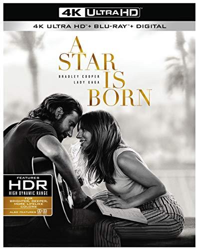 Star Is Born, A (4K Ultra HD + Blu-ray + Digital)