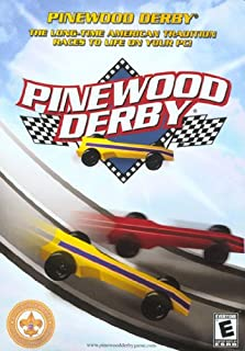 Best pinewood derby cards Reviews