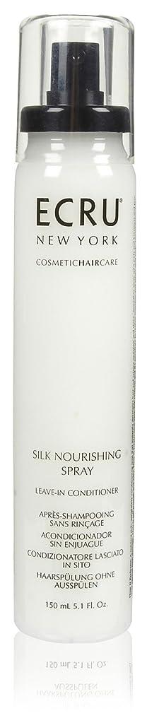 リハーサル略奪到着するECRU New York シルク栄養スプレー、5.1液量オンス 5.1オンス