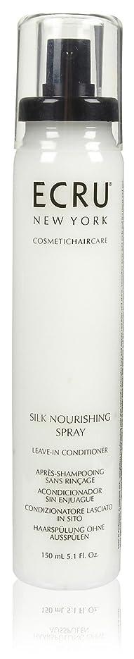 教室ストラップ行列ECRU New York シルク栄養スプレー、5.1液量オンス 5.1オンス