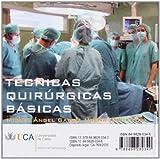 Técnicas quirúrgicas básicas (Manuales a 6 euros)