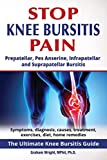 Stop Knee Bursitis Pain: Prepatellar, Pes Anserine, Infrapatellar and Suprapatellar Bursitis (English Edition)