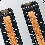 WMF Toaster Stelio, mit Bagelfunktion, 900 Watt, Edelstahl matt - 8