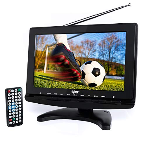 Top 10 best selling list for portable tv ac dc